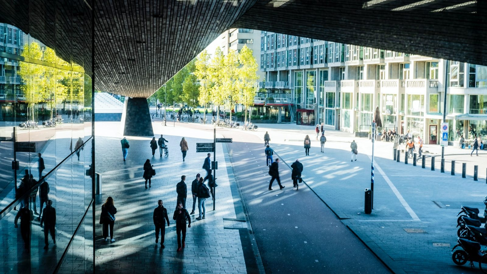 From smart to people-first cities - The Futures Centre