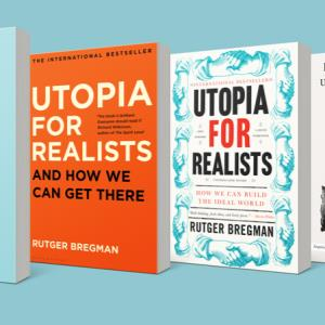Utopia For Realists - and how we can get there.