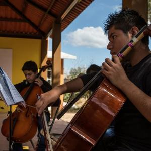 Landfill-harmonic: the Mexican music school on the edge of a rubbish dump