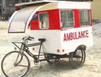 Solar-powered ambulance to save lives in Bangladesh