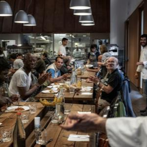 Massimo Bottura and his global movement to feed the hungry