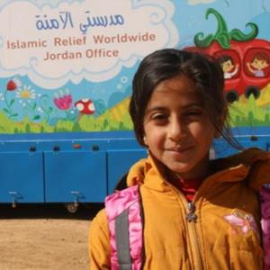 Fuelling the futures of hundreds of Jordanian and refugee children