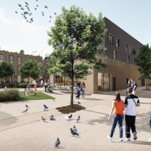 Britain's first car-free school planned for Leeds