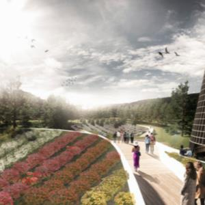 Moriyama & Teshima Design New Honey Bee Research Center in Canada