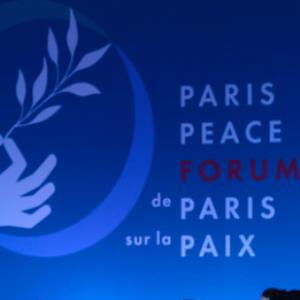 Paris Peace Forum 2020